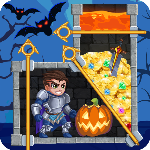 Rescue Hero: Pull the Pin - Halloween