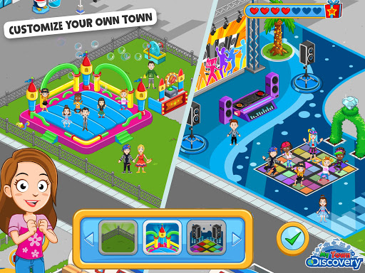My Town : Discovery Pretend Play  screenshots 14