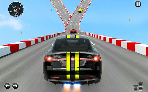 Crazy Ramp Car Stunts :Mega Ramp Stunt Games apkmr screenshots 3