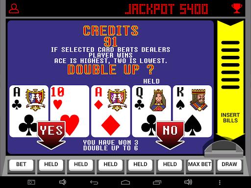 Video Poker Jackpot 4.16 Screenshots 5