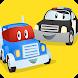 カーシティヒーローズ: 幼児向けのレスキュートラック - Androidアプリ