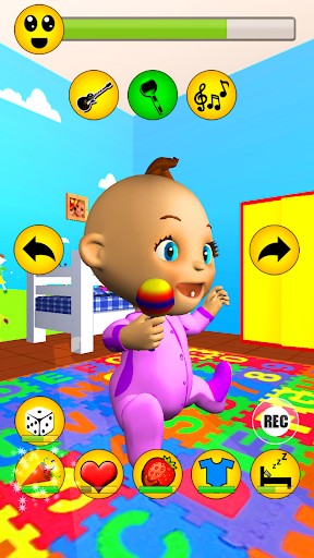 My Baby: Baby Girl Babsy screenshots 22