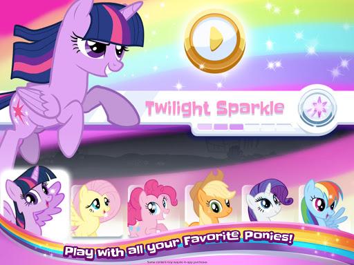 My Little Pony Rainbow Runners 1.6 Screenshots 7