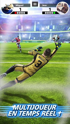 Code Triche Football Strike - Multiplayer Soccer APK Mod screenshots 1