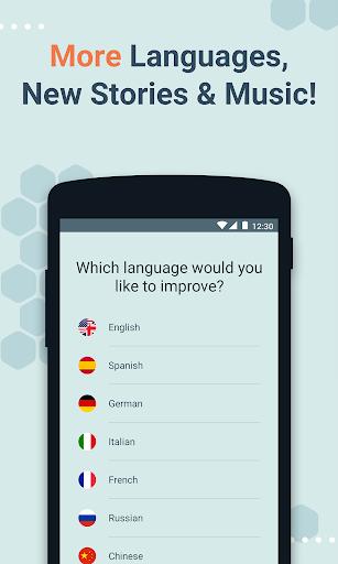 Beelinguapp: Learn Languages Music & Audiobooks modavailable screenshots 2
