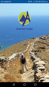 Anavasi mapp - Offline hiking maps of Greece 1.3