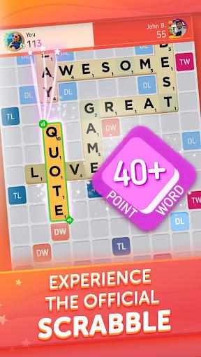 Scrabbleu00ae GO - New Word Game screenshots 2