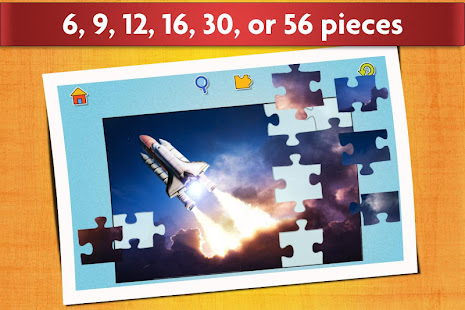Cars, Trucks, & Trains Jigsaw Puzzles Game ud83cudfceufe0f screenshots 3