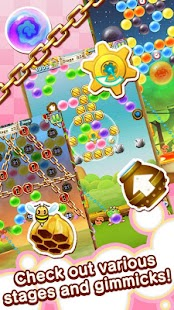 PUZZLE BOBBLE JOURNEY Screenshot