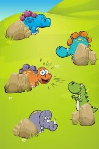 Juegos de Dinosaurio – juego de niños. 4