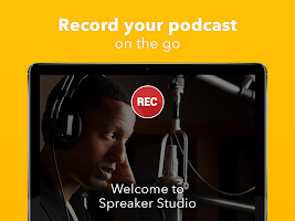 Spreaker Studio - Start your Podcast for Free
