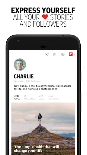 Flipboard - Latest News, Top Stories & Lifestyle 4.2.65 Screenshots 5