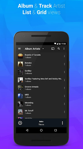 doubleTwist Music & Podcast Player with Sync screenshots 5