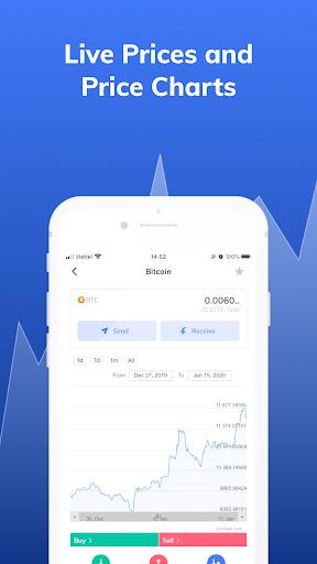 Coinhako - Crypto Wallet. Buy, Sell, Swap Bitcoin. 2.1.0 Screenshots 5