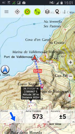 Tenerife Topo Maps 2.5.0 Screenshots 1