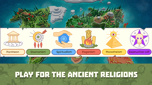 Religion inc. God Simulator & Sandbox World Create 1.1.73 screenshots 1