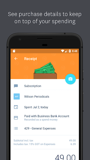 Xero Accounting android2mod screenshots 5
