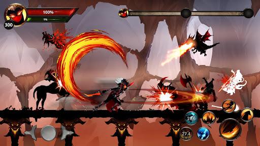 Stickman Legends: Shadow War Offline Fighting Game screenshots 9