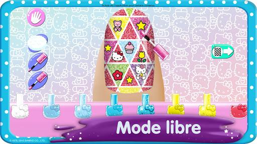 Code Triche Salon de manucure Hello Kitty (Astuce) APK MOD screenshots 2