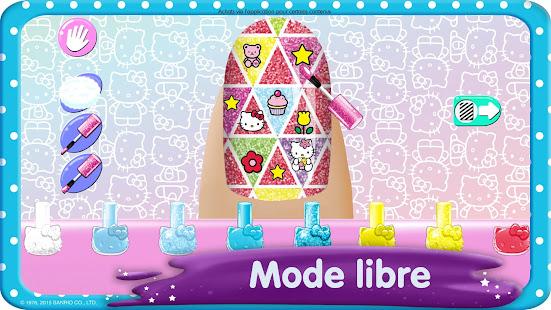Salon de manucure Hello Kitty screenshots apk mod 2