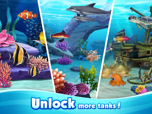 Aqua Blast: Fish Matching 3 Puzzle & Ball Blast 1.4.2 screenshots 9