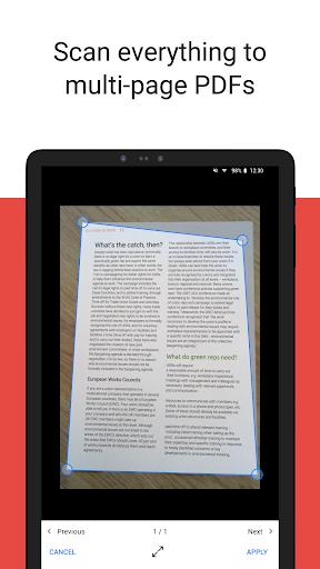 PDF Reader - Sign, Scan, Edit & Share PDF Document screenshots 14