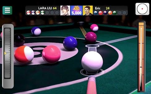 8 Ball Pool 3D Free Game:Billiards Simulator 2021 1