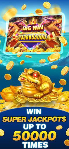 777 Fishing Casino:Cash Slots -Video Poker,Buffalo 1.2.8 screenshots 7