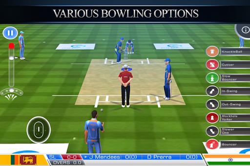 Bhuvneshwar Kumar : Official Cricket Game screenshots 4