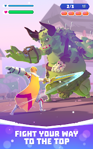 Knighthood Mod Apk (Unlimited Actions/One Hit Kill) 8