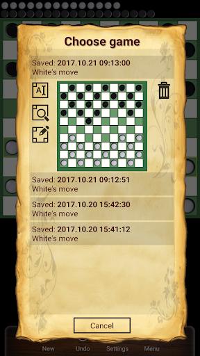 Draughts 10x10 - Checkers 11.9.0 screenshots 3