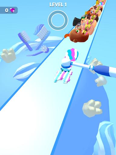Teeth Runner! screenshots 10