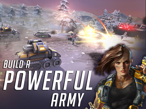 League of War: Mercenaries 9.10.9 screenshots 7