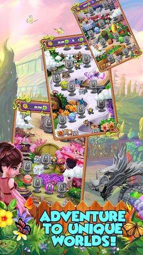 Mahjong Gardens: Butterfly World screenshots 1