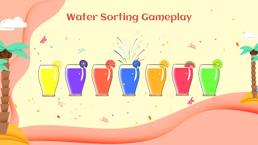 Water Sort Jigsaw: Coloring Water Sort Game  screenshots 24