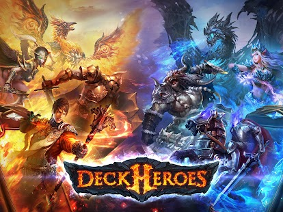 Deck Heroes: Legacy Screenshot