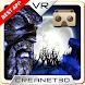 闇のジェットコースター VR - Androidアプリ
