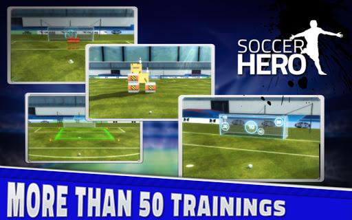 Soccer Hero 2.38 screenshots 11