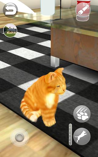 Talking Lovely Cat  screenshots 10