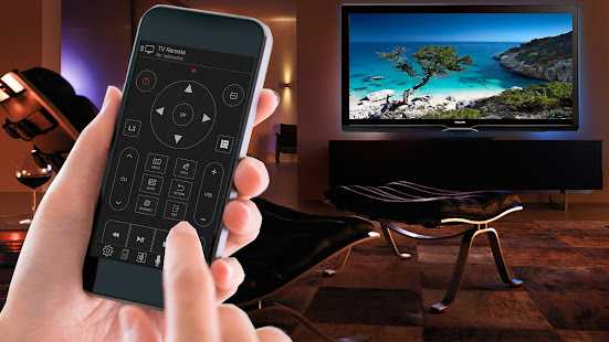 TV Remote for Hisense (IR)