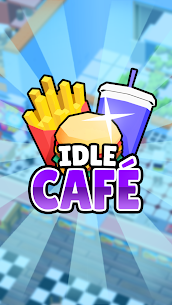 Idle Cafe Tap Tycoon MOD (Unlimited Money) 1
