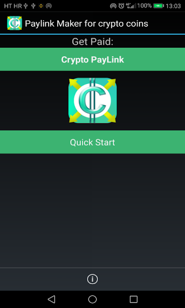 PayLink Maker for crypto currency coins screenshot 15