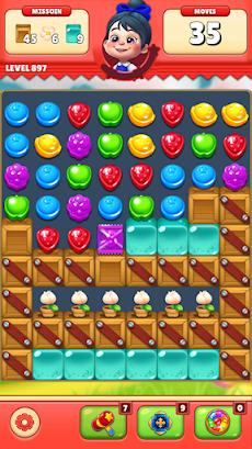 シュガーハンター:マッチ3パズルのおすすめ画像5