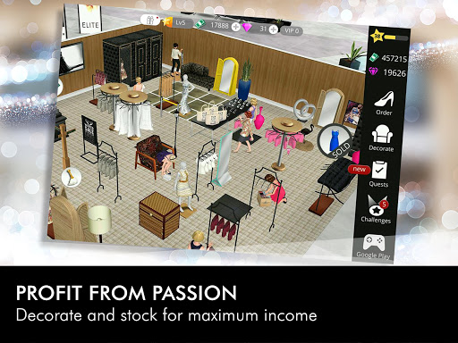 Fashion Empire - Dressup Boutique Sim 2.92.13 screenshots 11