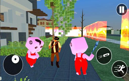scary blocky piggy escape mod screenshot 3