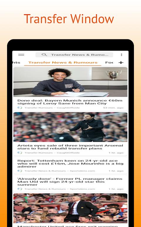 Football Pro: Soccer Scores, Football News, Videos  poster 11