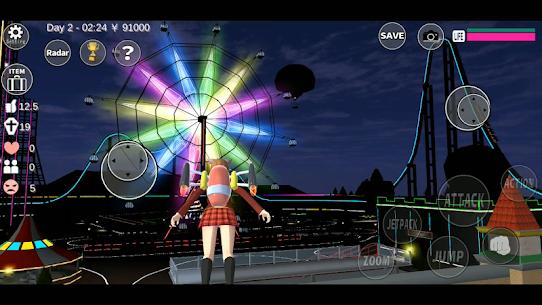 SAKURA School Simulator (MOD, Unlimited Money, Unlocked All) 3