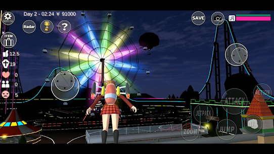 SAKURA School Simulator 3
