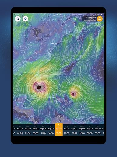 Ventusky: Weather Maps 14.0 Screenshots 15