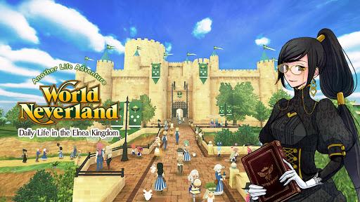 WorldNeverland - Elnea Kingdom apktram screenshots 16